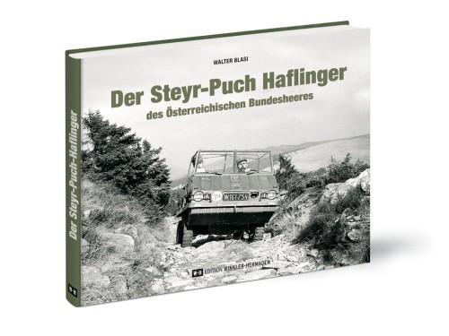 Der Steyr-Puch Haflinger des öst. Bundesheeres