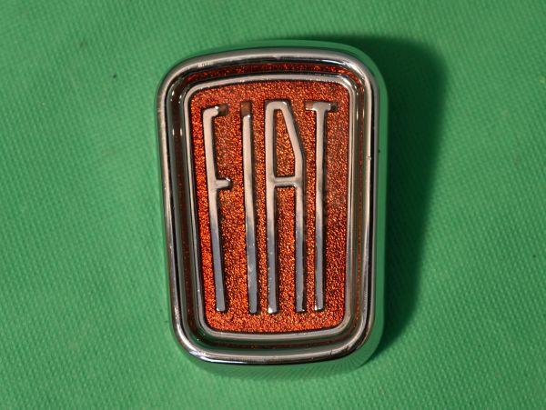 Frontemblem klein Fiat 500L