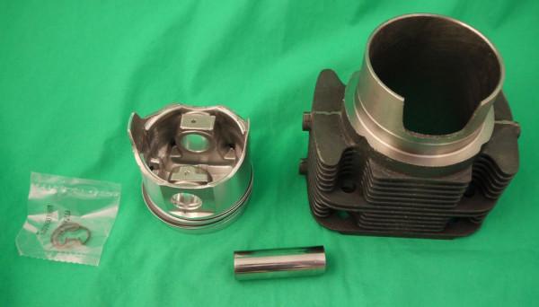 Zylinderlaufbüchse mit Kolben 650ccm