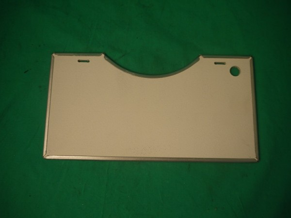 Hitzeschutzplatte