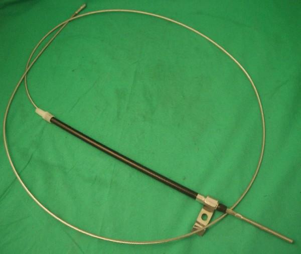 Kupplungsseilzug mit Befestigungsbügel