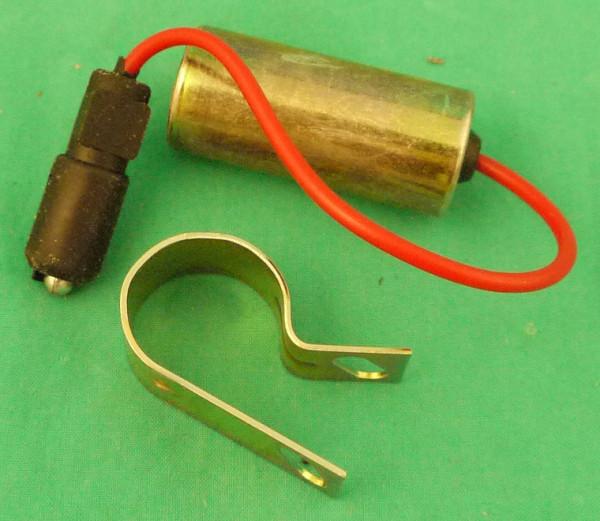 Zündkondensator Ducellier unten