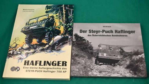 2x Haflingerbuch Neu Set