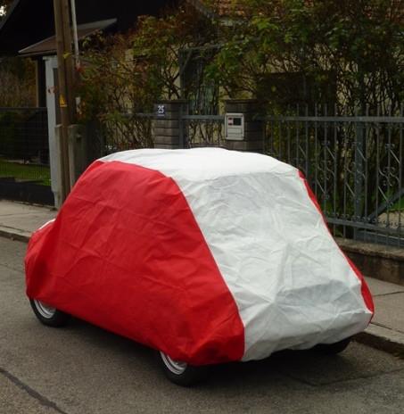 Abdeckplane Puch/Fiat 500 Premium