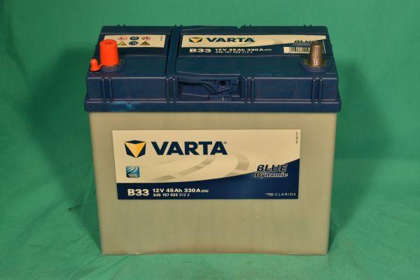 Batterie 500/500S Varta 12V 45A