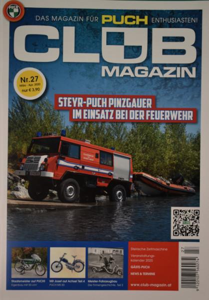 Club (Puch) Magazin 27