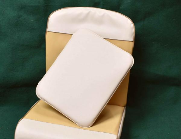 Sitzpolster in beige