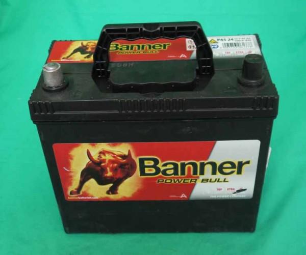 Batterie Banner Power Bull 45Ah