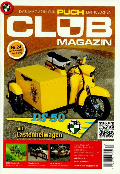 Club (Puch) Magazin 24