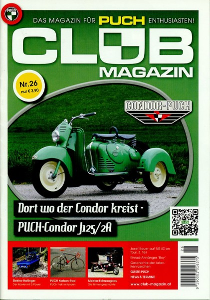 Club (Puch) Magazin 26