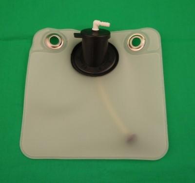 Wasserbehälter, Lochabstand 9,5cm