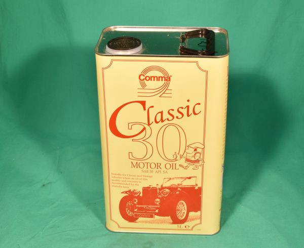 Motoröl Classic SAE30 5Liter