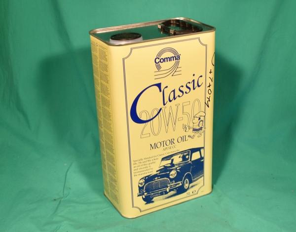 Motoröl Classic 20W50 5Liter