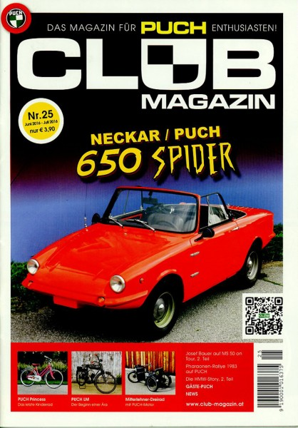 Club (Puch) Magazin 25