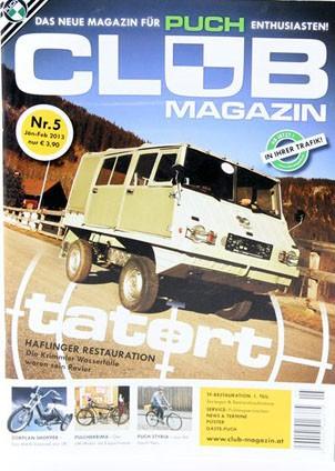 Club (Puch) Magazin 5