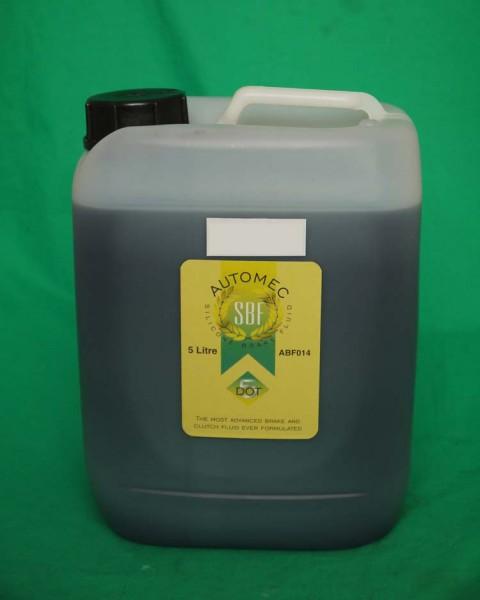 Bremsflüssigkeit Silikon 5 Liter