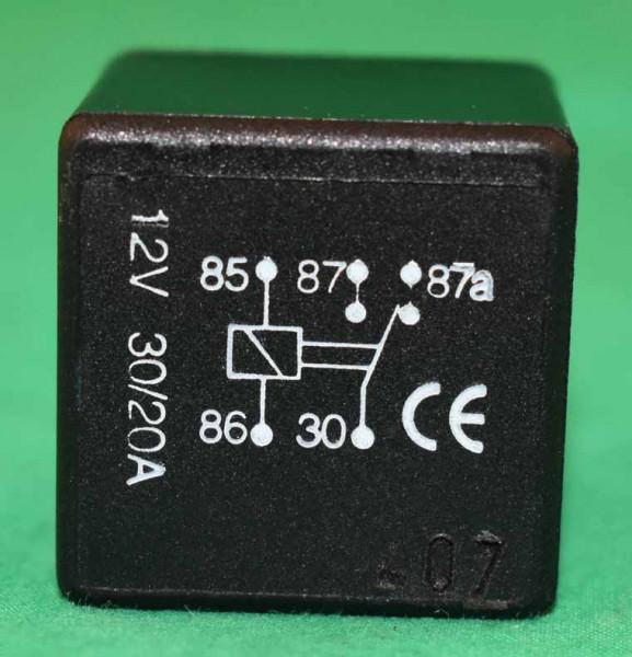 Relais X1/9 5G 15A (5polig)