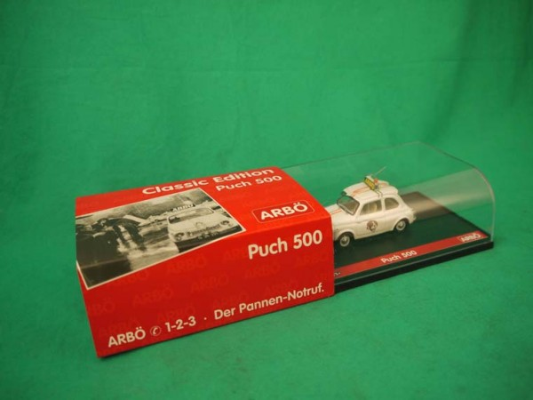 Model Puch 500 ARBÖ 1:43