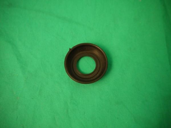 Kurbelrosette, schwarz 126