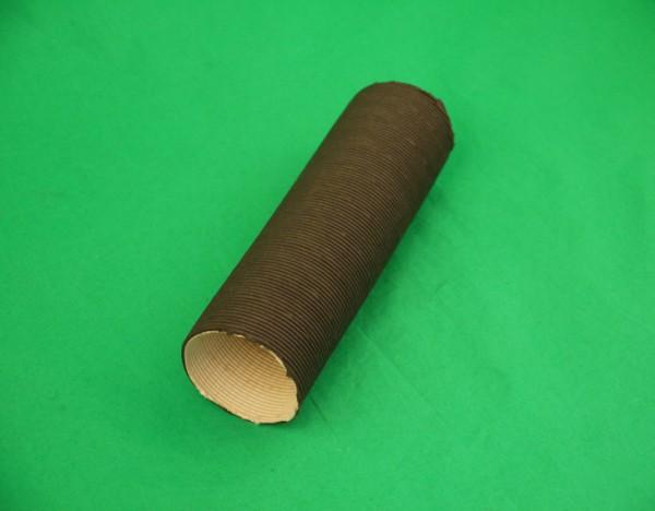 Warmluftschlauch Dm: 60mm, per 10cm