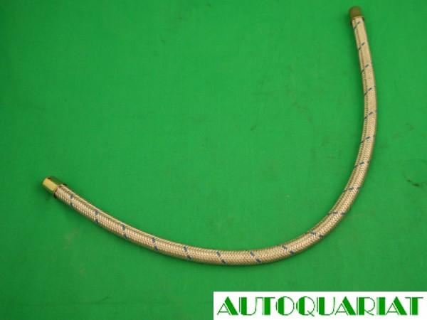Benzinschlauch 480mm Stahlmantel
