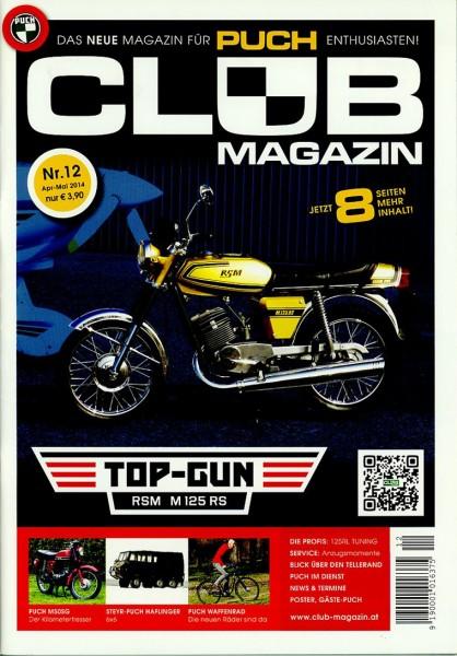 Club (Puch) Magazin 12